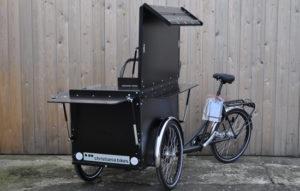 Christiania Bikes Event bike promootiopyörä
